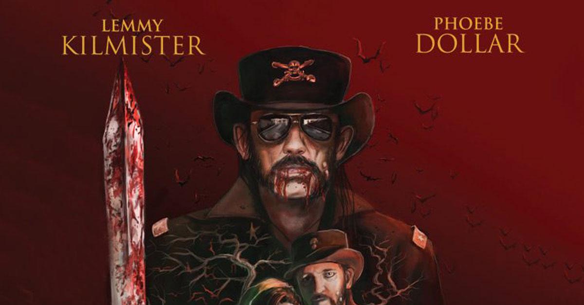 Motörhead: Neuer Horrorfilm-Trailer mit Lemmy