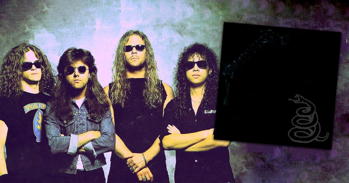 Metallica: Schwarzes Album jetzt 500 Wochen in den US-Charts