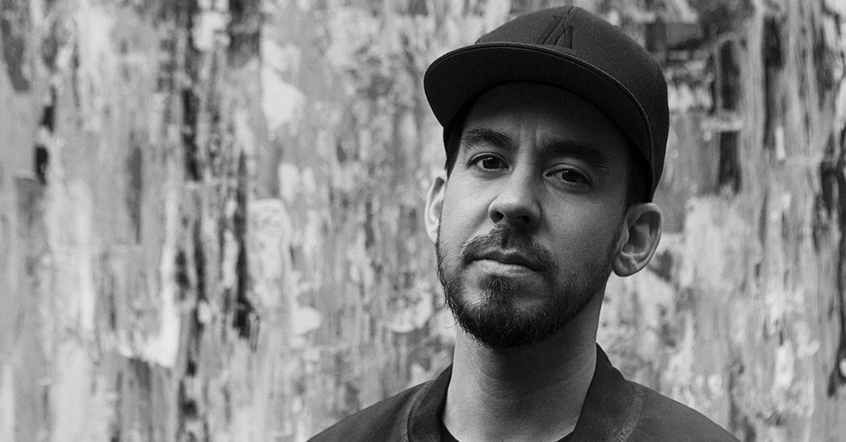 """Mike Shinoda: """"Das Beispiel Dave Grohl hat mir geholfen"""""""