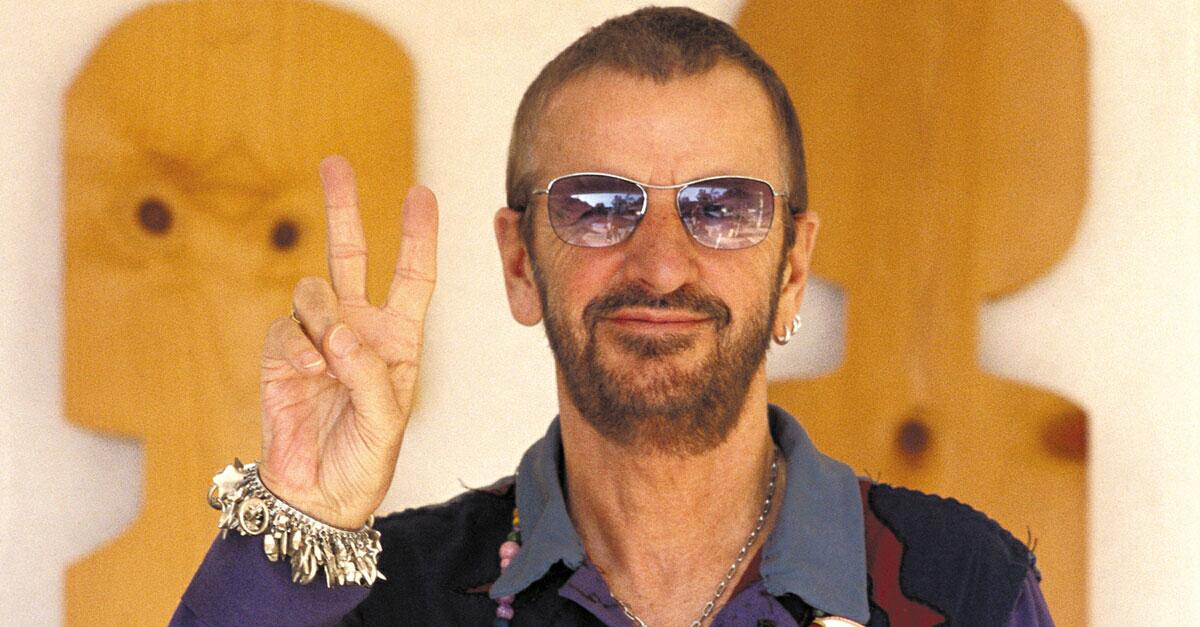 Ringo Starr: Ex-Beatle offiziell zum Ritter geschlagen