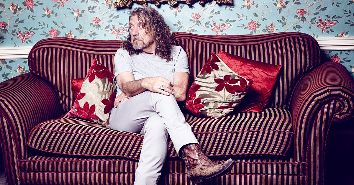 Led Zeppelin: Robert Plant schließt Reunion aus