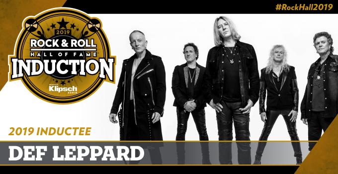 Rock & Roll Hall of Fame: Diese Bands werden 2019 aufgenommen
