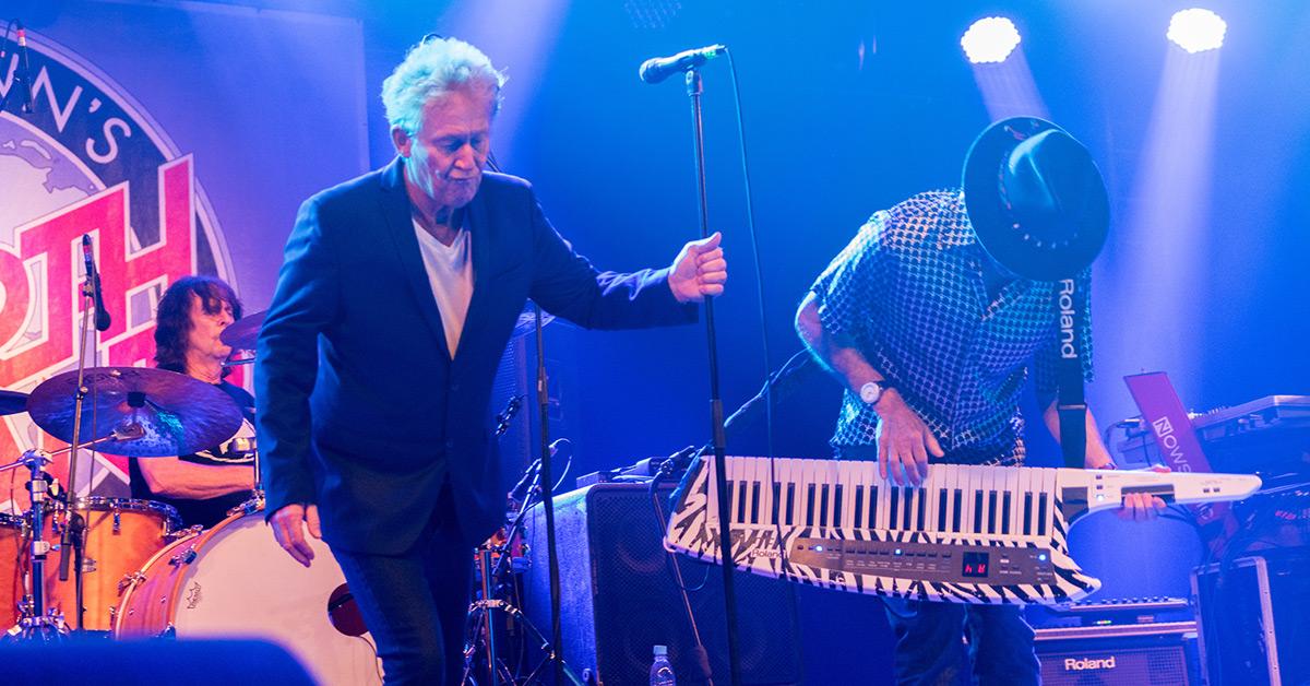 Rocking Circus: Unsere Fotos von Sweet und Manfred Mann's Earth Band live