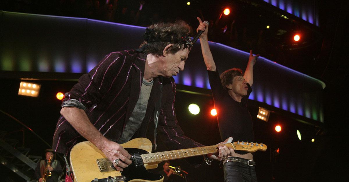 The Rolling Stones: Charlie Watts hätte nichts gegen Rente ... Rolling Stones Tour 2018