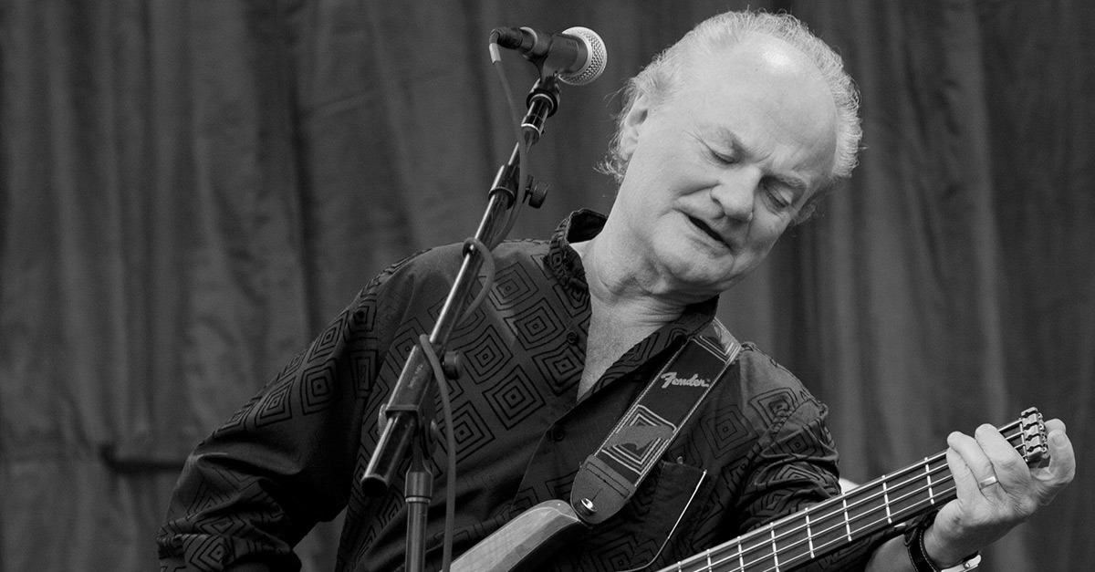 Nach Unfall: Ex-The-Kinks-Bassist Jim Rodford ist tot