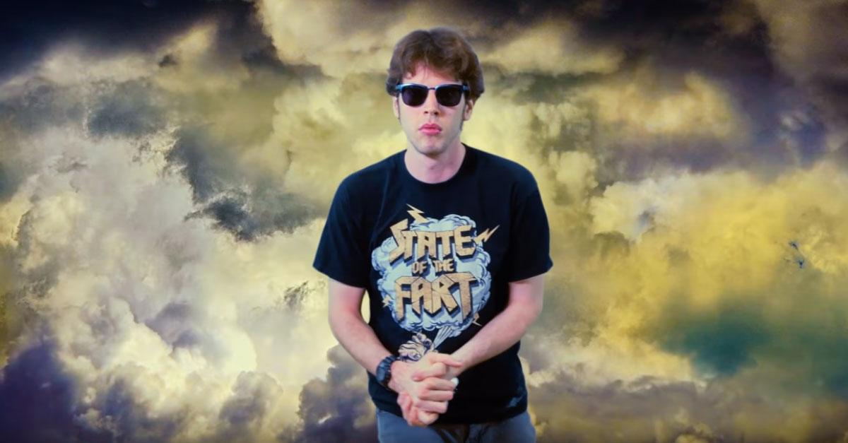 State Of The Fart: Rock-Klassiker in der Handfurz-Version