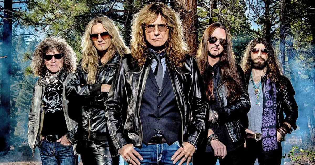 Whitesnake: Neues Studio-Album soll im Februar erscheinen