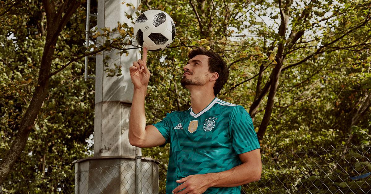 WM 2018: Das sind die Trikots der Deutschen Nationalelf