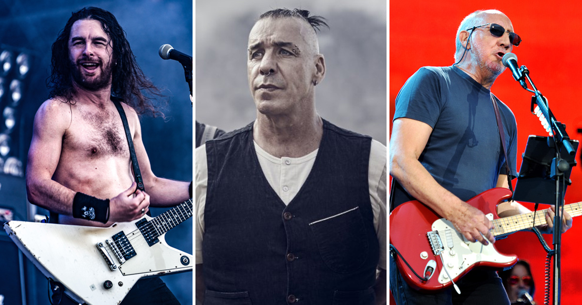 Album-Check: Neues von Airbourne, Till Lindemann und The Who