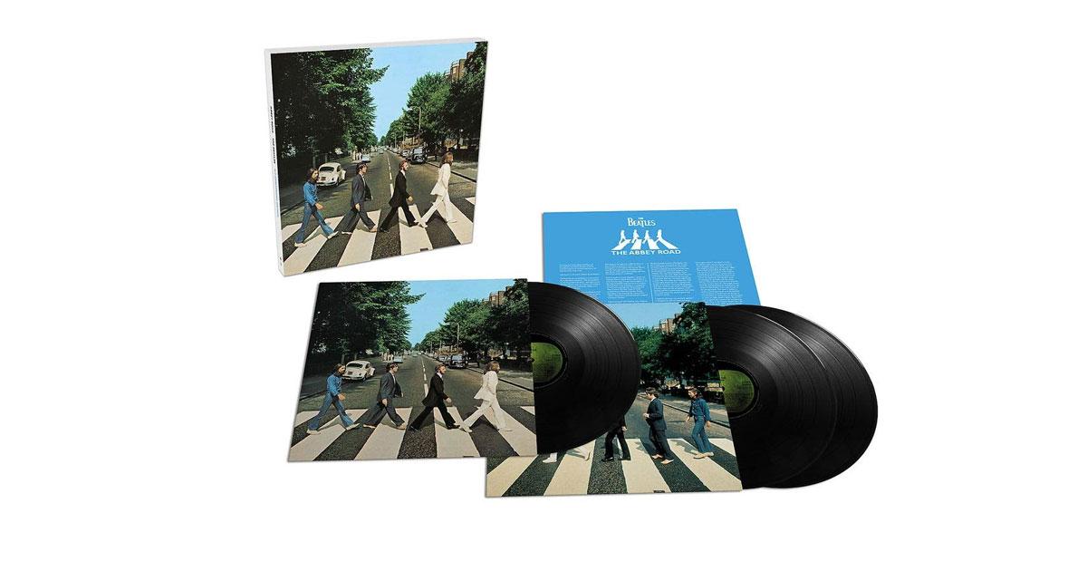 "50 Jahre ""Abbey Road"": Großes Deluxe-Boxset im Anmarsch"