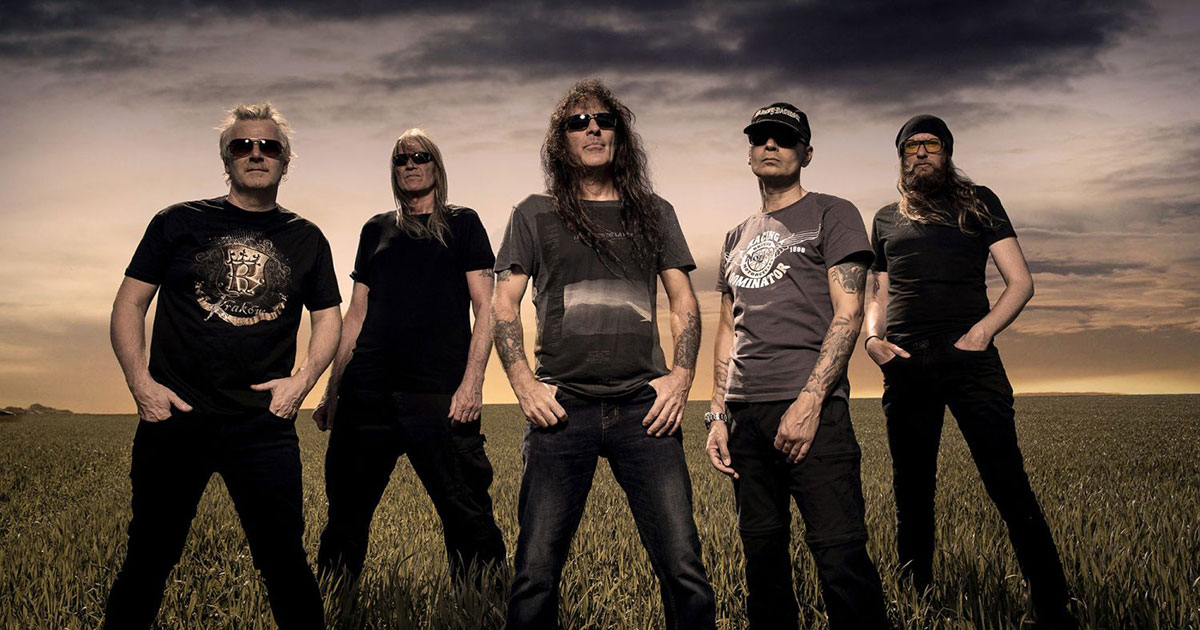 Steve Harris: Mini-Tour und neues Album mit British Lion