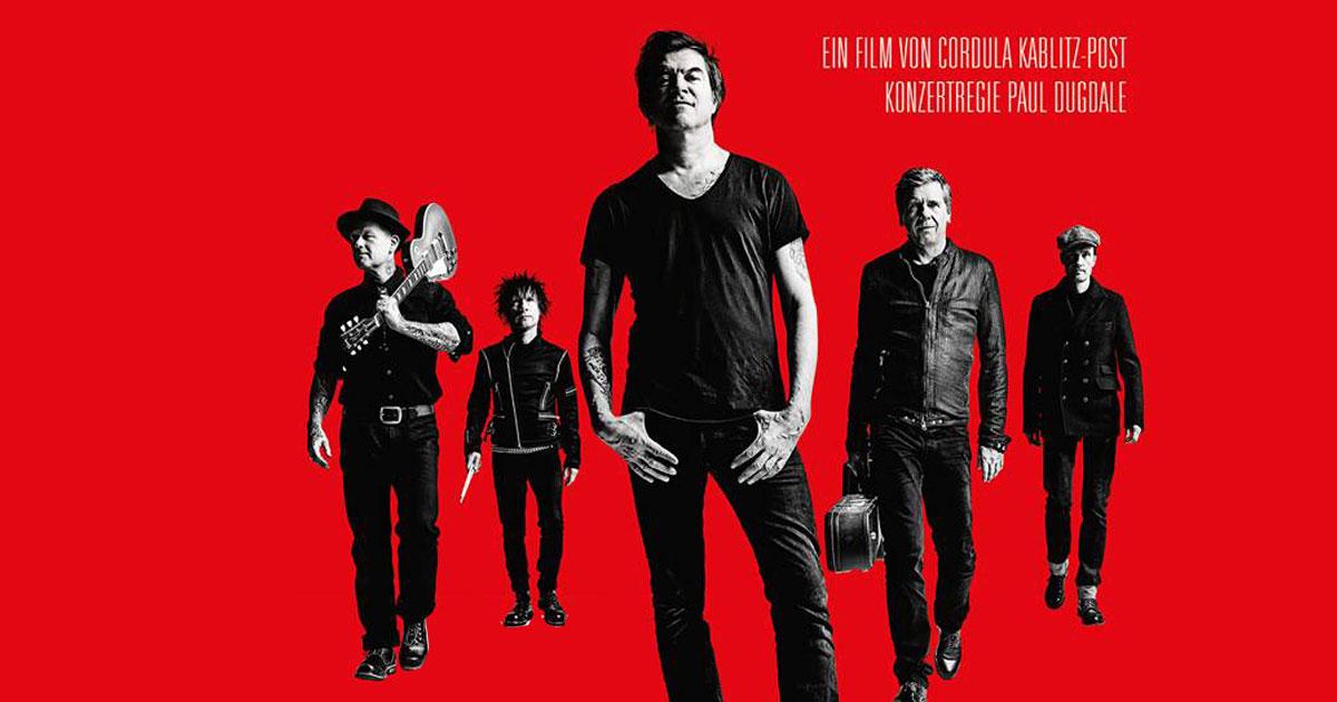 Die Toten Hosen: Neue Tour-Dokumentation bald im Kino
