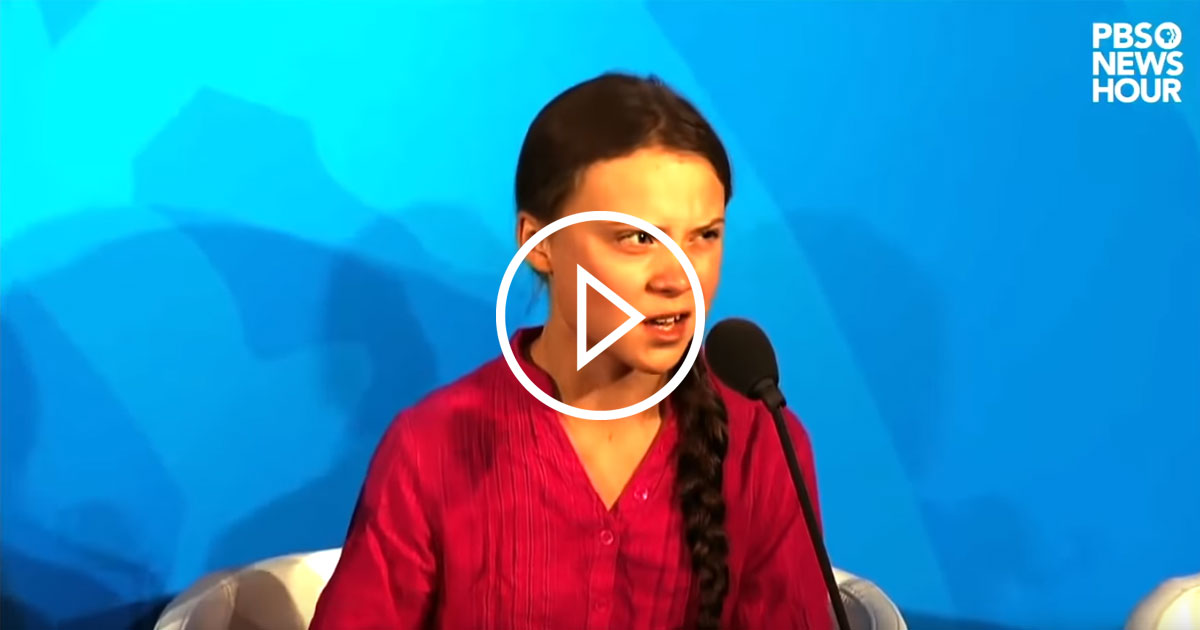 Shouting for Future: Greta Thunberg wird zur Death Metalerin