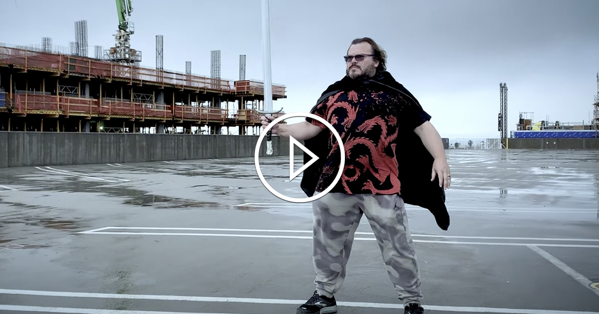 Game of Thrones: Seht hier Jack Black's Cover der Titelmelodie