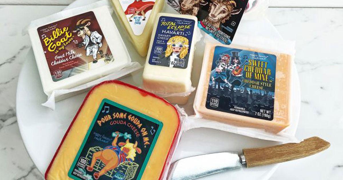 """Pour Some Gouda On Me"": Aldi bringt rockenden Käse raus"