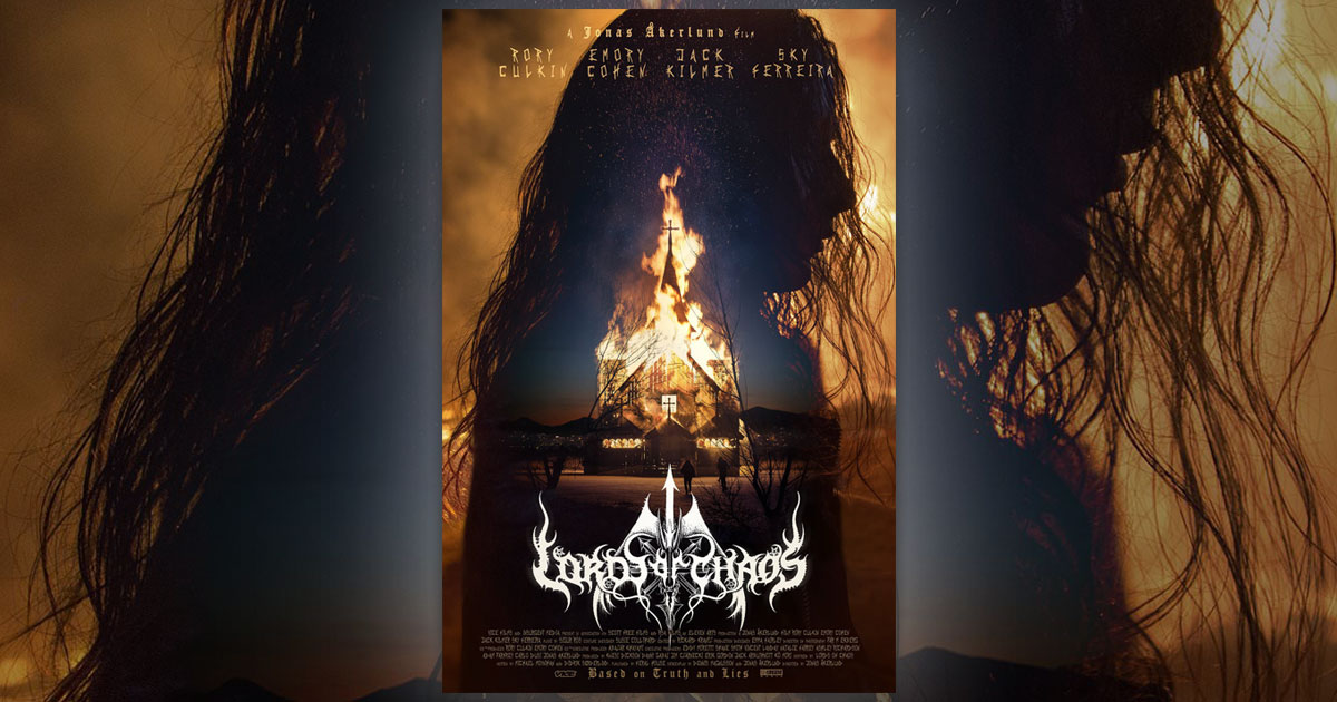 Lords Of Chaos: Black Metal-Film kommt im Februar ins Kino