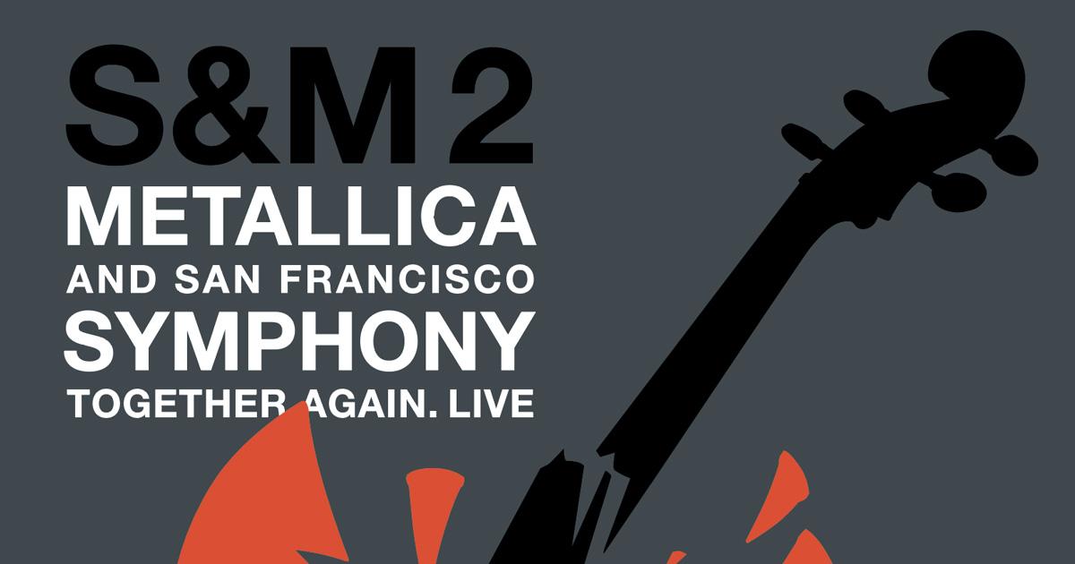 """Metallica: Film zum """"S&M""""-Jubiläumskonzert kommt ins Kino - Jetzt Tickets sichern!"""