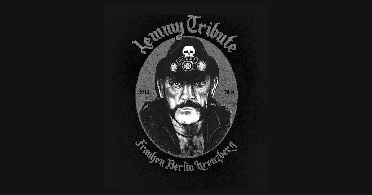 Motörhead: Eintägige Kunstausstellung in Gedenken an Lemmy