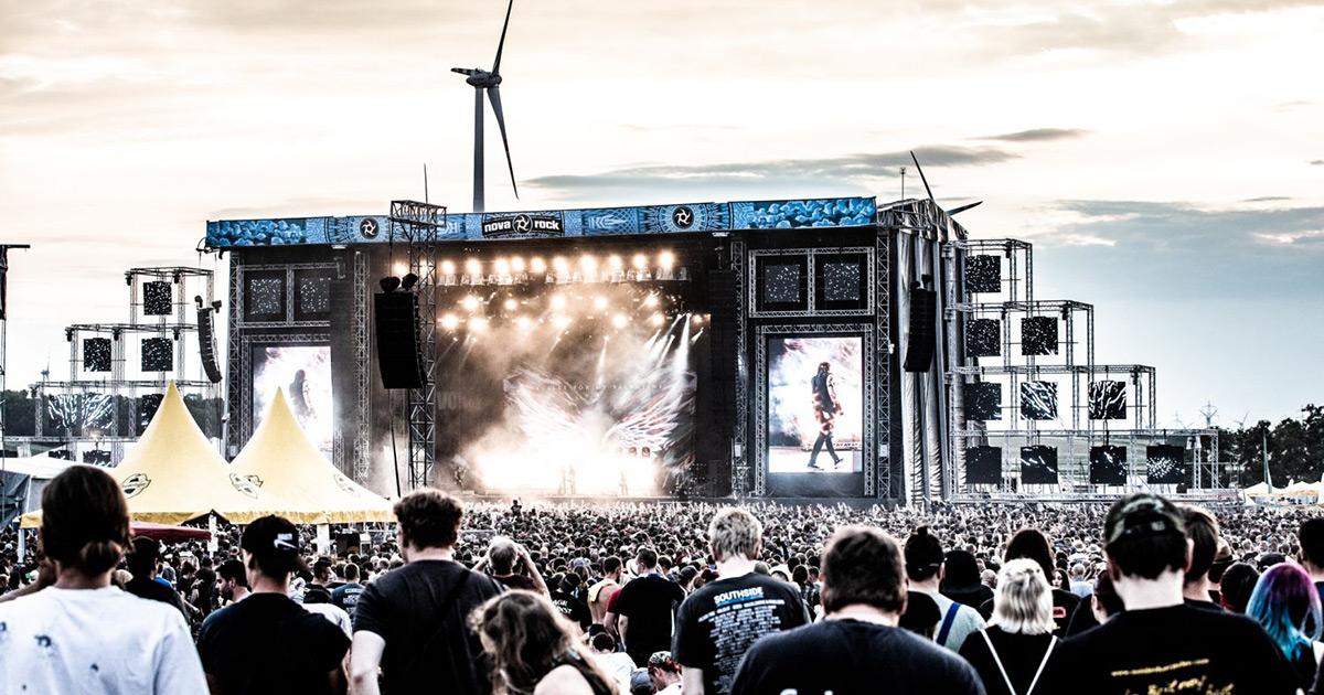 Foo Fighters & Volbeat: Nova Rock fährt mit Mega-Line Up auf