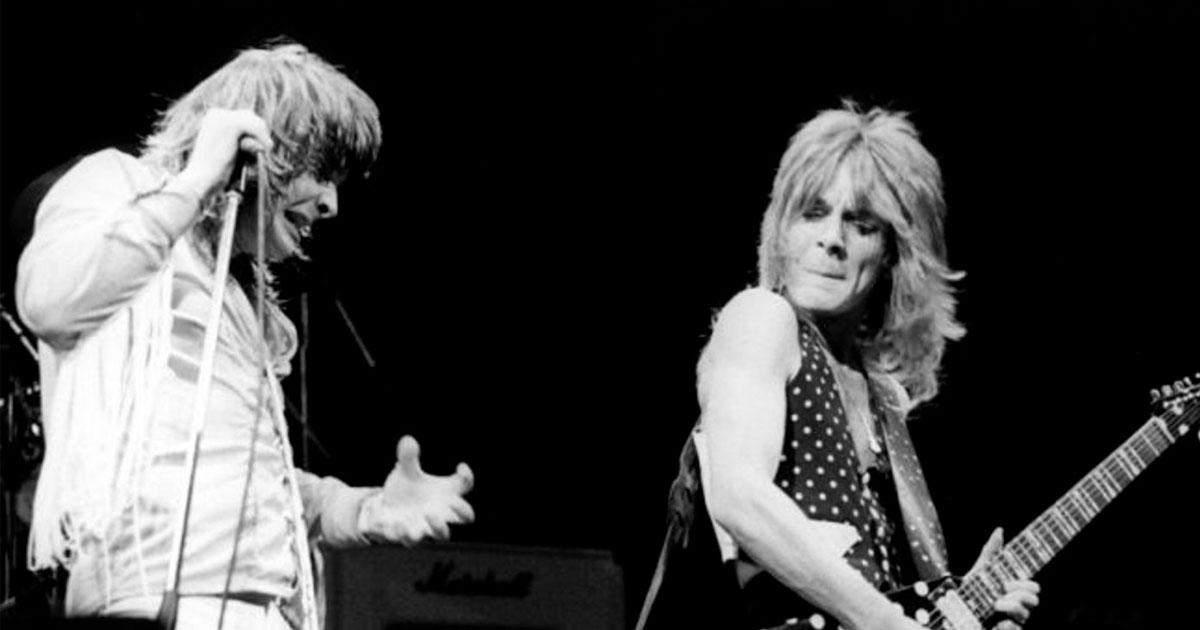 Ozzy Osbourne: Finderlohn für Randy Rhoads' gestohlene Gitarren