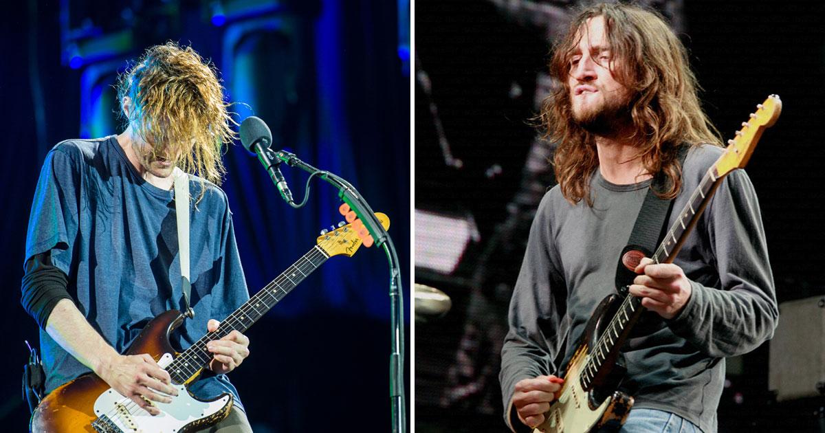 Red Hot Chili Peppers: John Frusciante ist zurück an der Gitarre