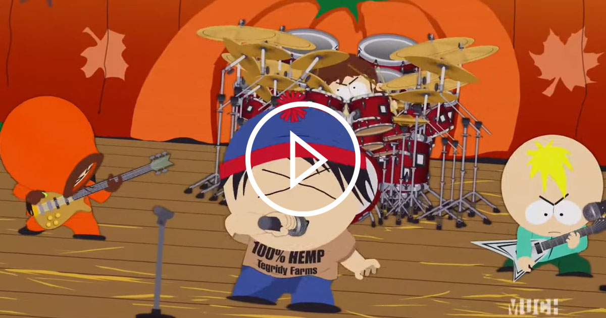 South Park: Stan Marsh und Co. covern Dying Fetus