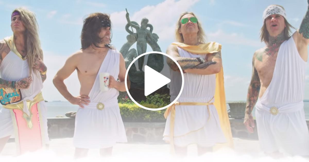 "Steel Panther: Seht hier das neue Video zu ""Gods Of Pussy"""