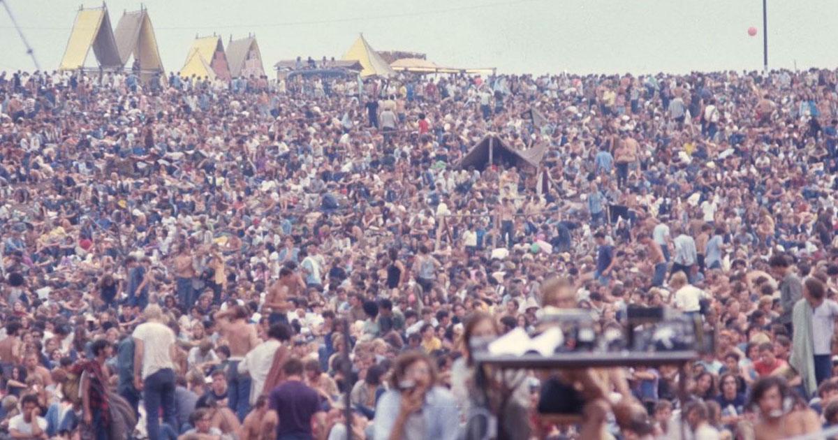 Woodstock 50: Festival-Jubiläum steht ohne Venue da