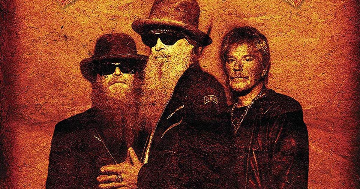 ZZ Top: Neue Doku über die Bluesrocker kommt im Februar