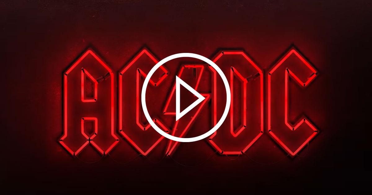 AC/DC: Neuer Videoteaser - mit neuem Song?