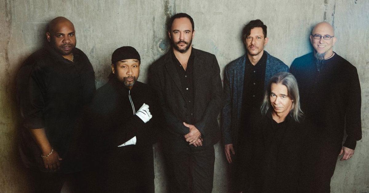 Rock and Roll Hall of Fame:  Dave Matthews Band gewinnt Fan-Voting