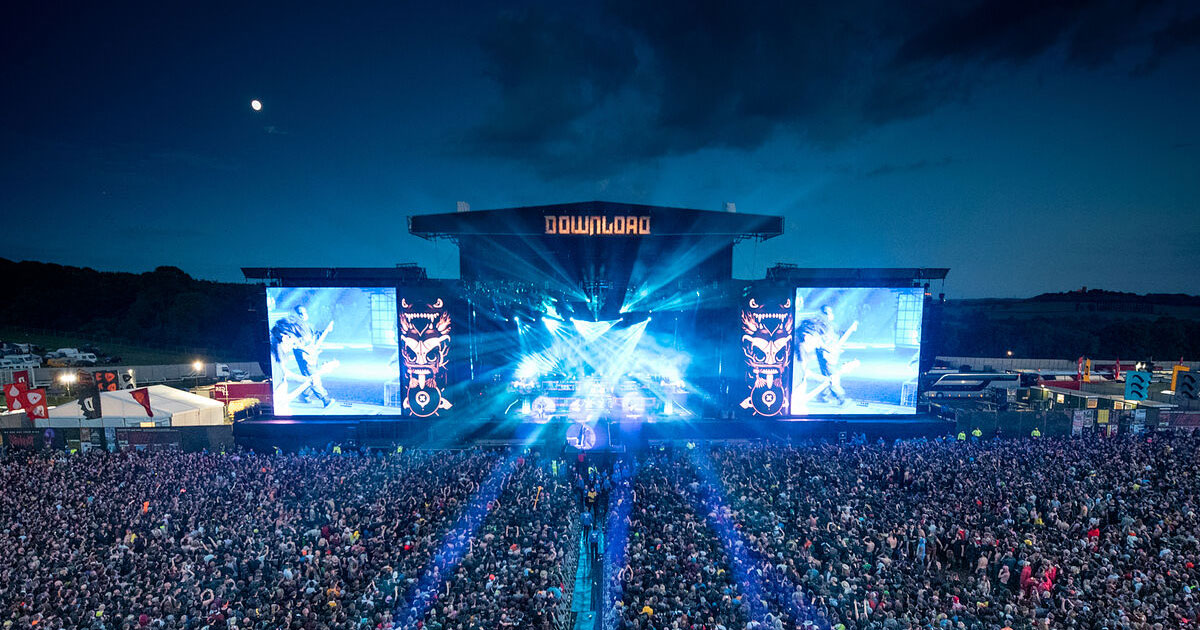 Wegen Corona: Download Festival in England ist abgesagt