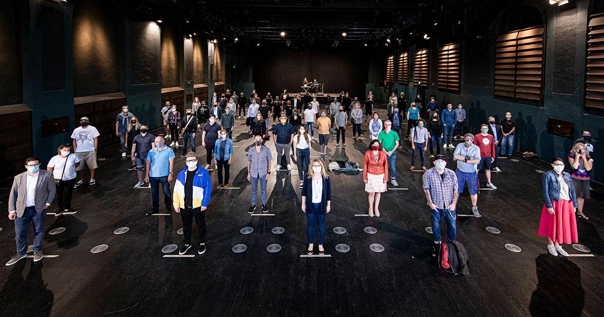 """""""Ohne uns ist's still"""": Kulturveranstalter in München schlagen Alarm"""