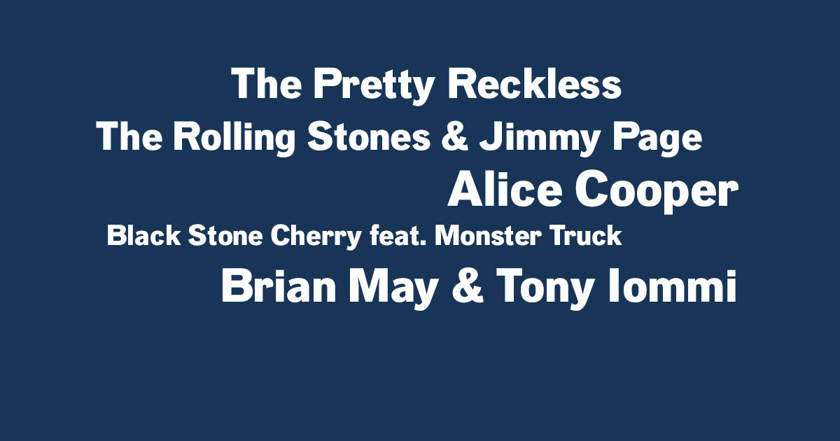 Das Rock News-Update am 10.07.2020