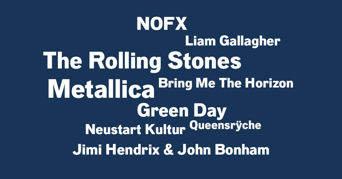 Das Rock News-Update am 03.09.2020
