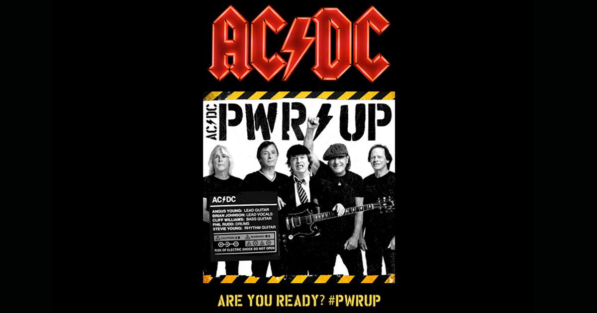 """AC/DC: Das ist die """"neue"""" Band-Besetzung!"""