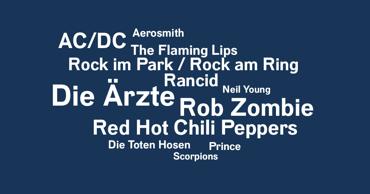Das Rock News-Update der Woche vom 07.06. bis 13.06.