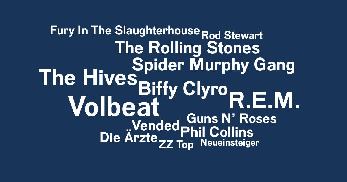 Das Rock News-Update der Woche vom 20.09. bis 26.09.