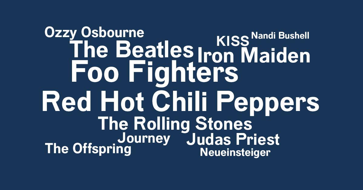 Das Rock News-Update der Woche vom 11.10. bis 17.10.