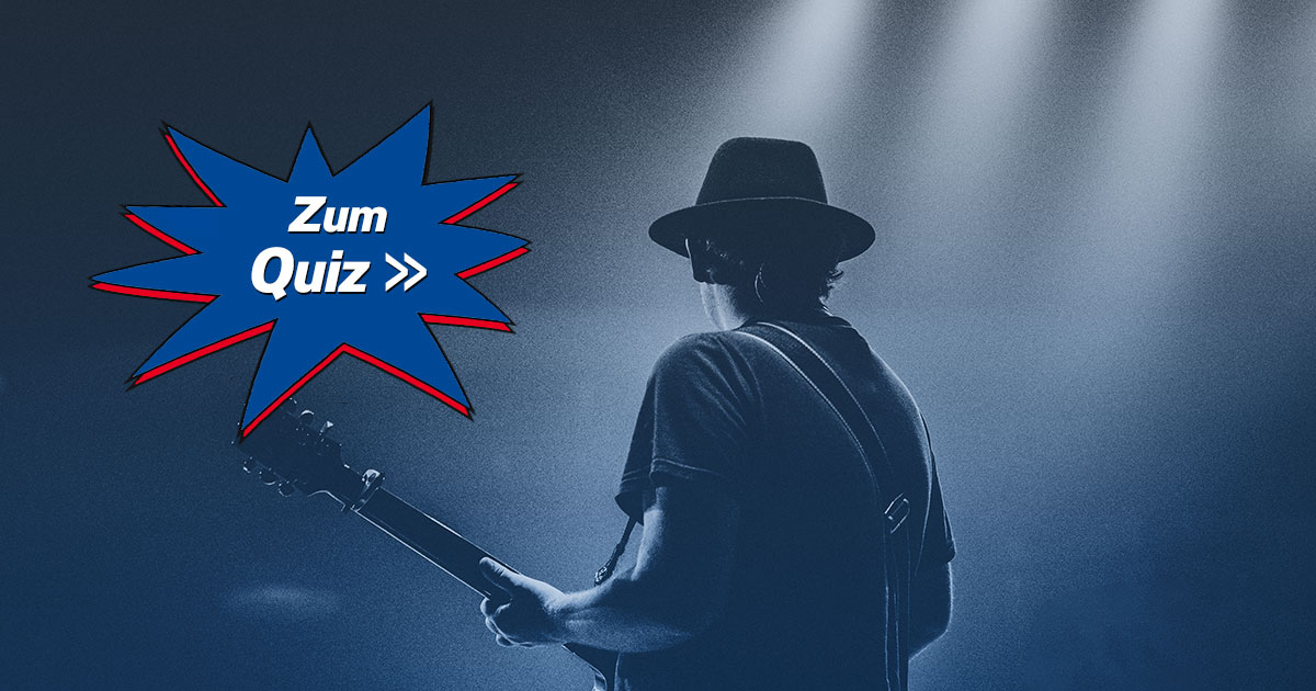 You Can Leave Your Hat On: Erkennt ihr die Rockstars am Hut?