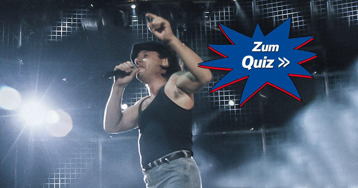 Brian oder nicht Brian: Teste dein Wissen über den AC/DC-Sänger!