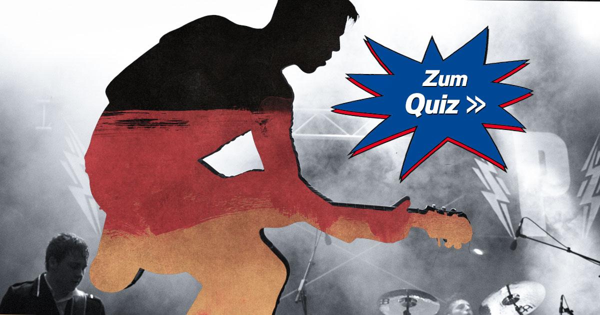 Wir werden euch rocken: Erkennt ihr diese Rock-Klassiker auf Deutsch?