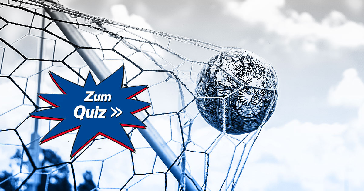 Let's Play Ball: Rockstars & Fußball - das ROCK ANTENNE Quiz