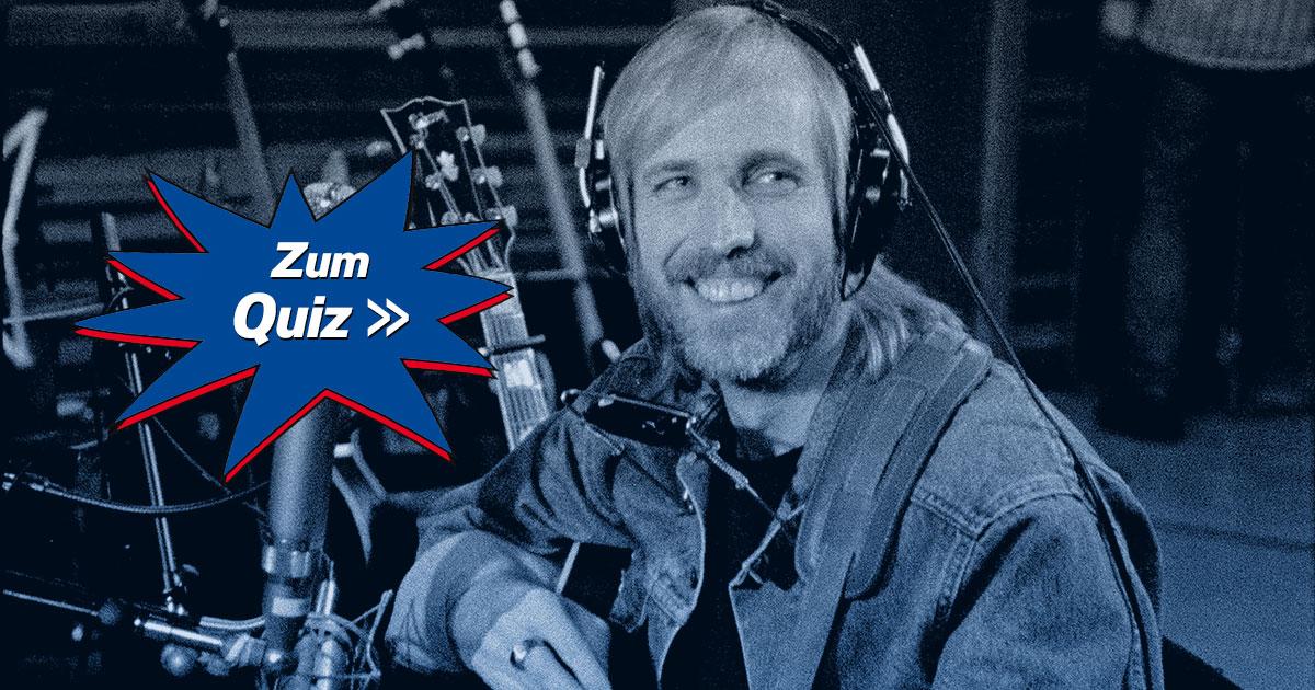 I Need To Know: Wie gut kennt ihr euch mit Tom Petty aus?