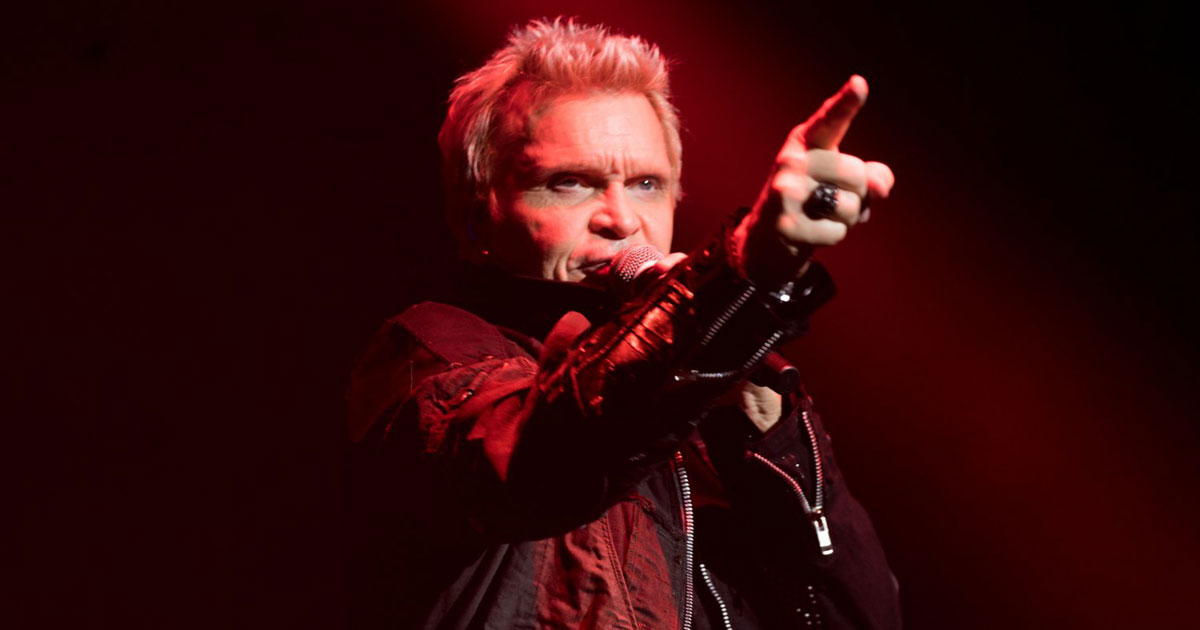 Billy Idol: Unser Porträt über den King of New Wave