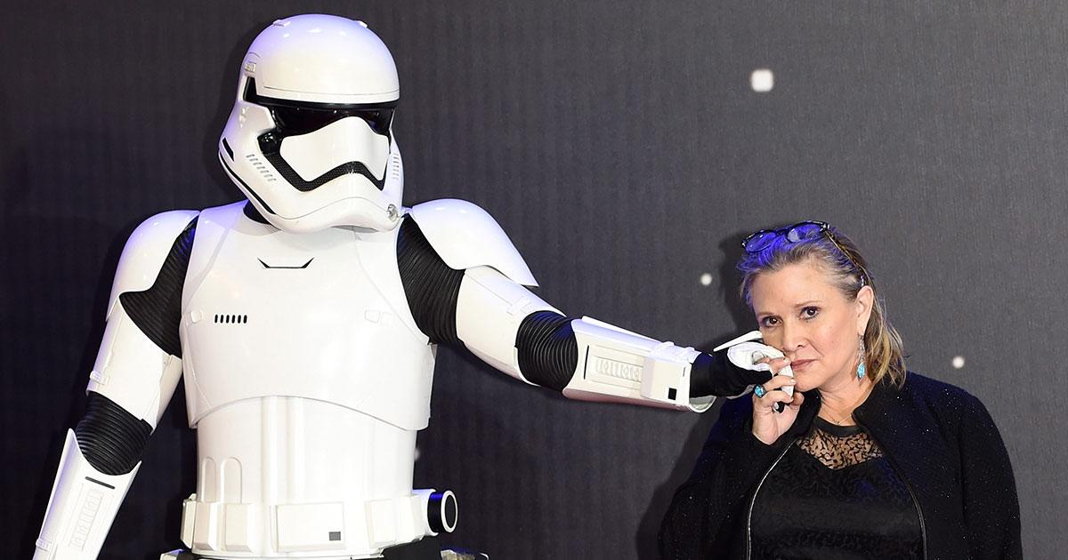 Möge die Macht mit ihr sein: Zum Todestag von Carrie Fisher