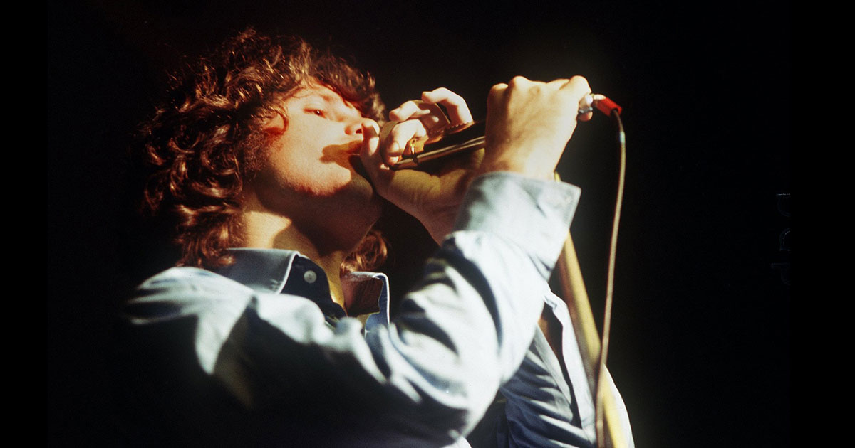 Jim Morrison: Der legendäre The Doors-Sänger im Portrait