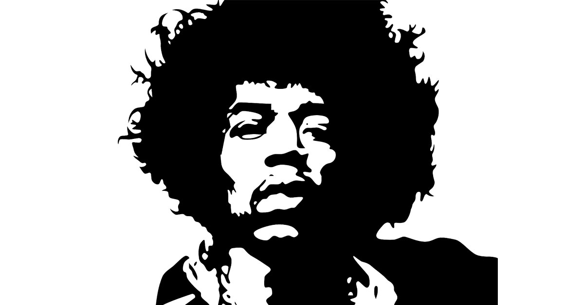 "Jimi Hendrix: Unser Porträt über den Gitarristen - ""Excuse Me While I Kiss The Sky"""