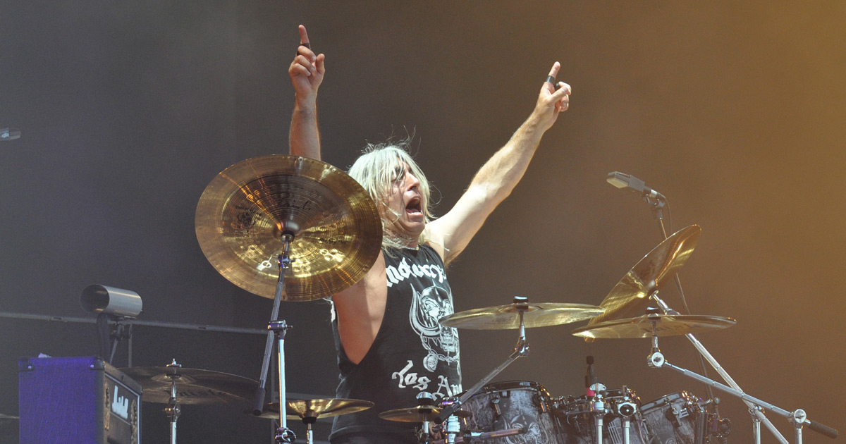 "Mikkey Dee: Unser Porträt über den ""Best Drummer In The World"""