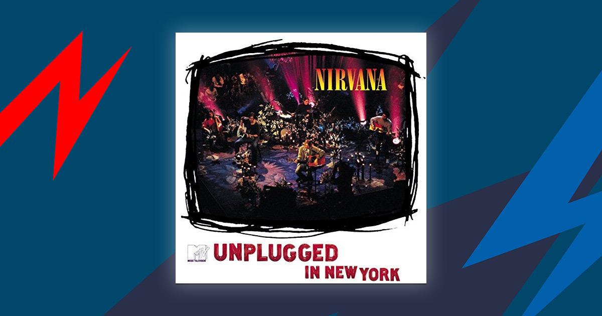 Eine Stunde Gänsehaut: Vor 24 Jahren erschien Nirvana Unplugged
